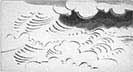 Evan Lindquist, Surf engraving, tidal waves